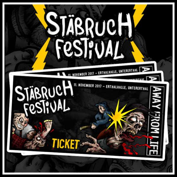 Stäbruch Festival Tickets 2017